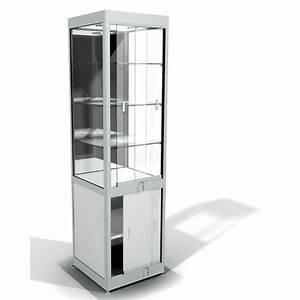 Astuce Rangement Cuisine Pas Cher : etagere en verre pour vitrine vitrine en rangement cuisine pas cher ~ Melissatoandfro.com Idées de Décoration