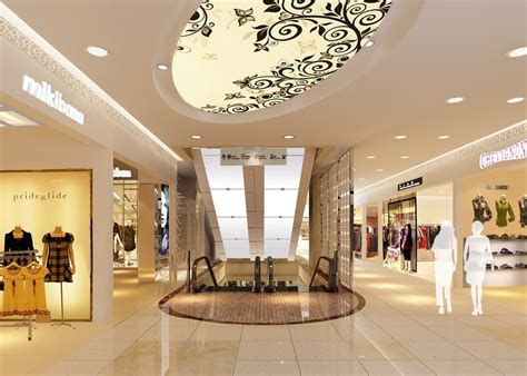 interior decoration shopping 3d mall interior hallway and elevator 3d house free 3d house pictures and wallpaper