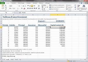 Calcul Crédit Auto : calcul credit excel ~ Medecine-chirurgie-esthetiques.com Avis de Voitures