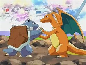 Pokemon Fusion Generator: Blastoise and Charizard