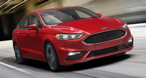 2017 Ford Fusion Facelift Debuts 27l Twin Turbo Fusion