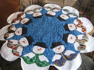 mary manson quilts christmas table toppers