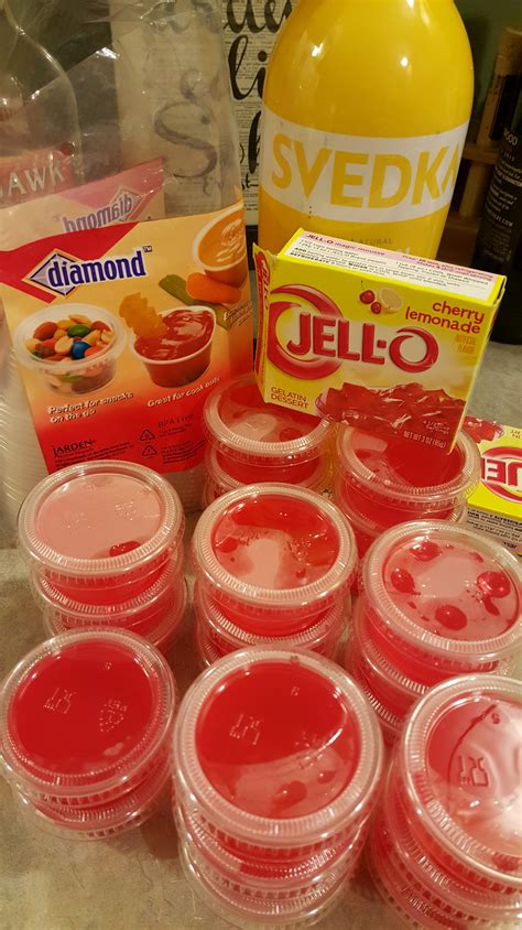 best jello the best jello shots ever almost her