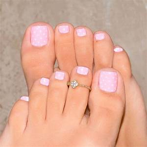 How to Get Your Feet Ready for Summer – 50 Adorable Toe ...