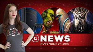 GS News Skyrim Update Lands PS4 Pro Called Most