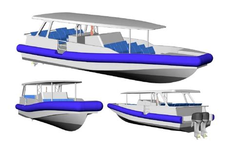 Small Boats For Sale South Wales by New 12m Open Coastal Ferry Commercial Vessel Boats