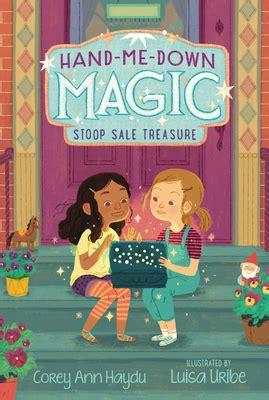 hand   magic  stoop sale treasure  corey ann haydu