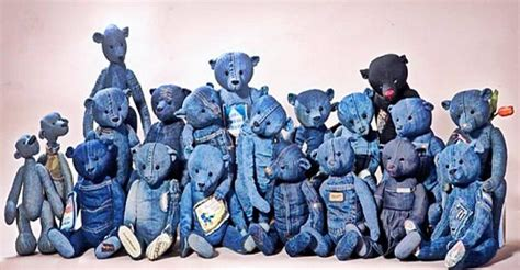 recycling  jeans  kids toys  decorative