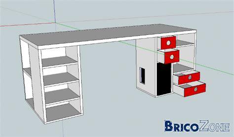 fabrication d un bureau en bois fabrication d 39 un bureau en mdf