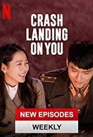 crash landing   tv series