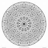 Coloring Pages Graphic Geometric Printable Designs Shape Print Getcolorings Surprising sketch template