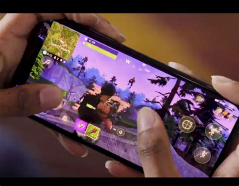 epic games fortnite mobile update  release news