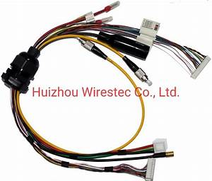 China Wire Harness Of Low