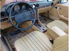 1989 MERCEDESBENZ 560SL CONVERTIBLE 125665