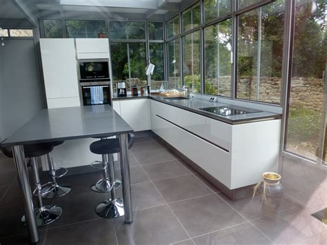 cuisine avec veranda jardin d hiver acier veranda authentic part 2