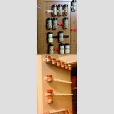 25+ Best Ideas About Small Kitchen Organization On