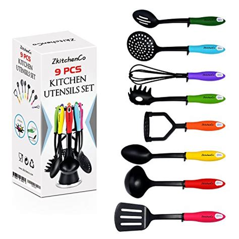 Kitchen Accessories With Names by 9 Kitchen Utensils Home Cooking Tools Kitchen
