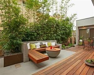 Garten Bepflanzen Ideen : sitzecke im garten relax im gr nen ~ Lizthompson.info Haus und Dekorationen