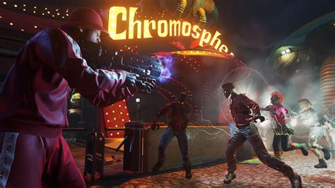 zombies spaceland warfare infinite duty call dischord slasher weapon wonder cod space locations build guide parts oddity flick 90s kevin