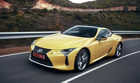 Lexus Lc  A Takumi Masterclass Lexus