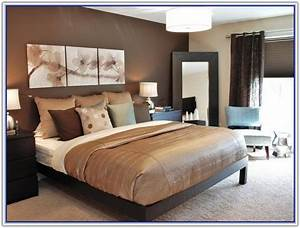 Brown Bedroom Furniture Decorating Ideas - Bedroom : Home ...