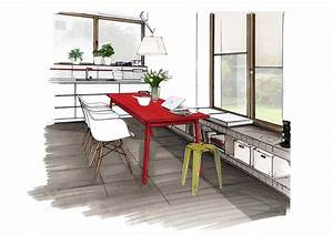 Moderne Fliesen Küche : moderne k chengestaltung mit fliesen ~ A.2002-acura-tl-radio.info Haus und Dekorationen
