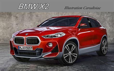 Bmw X2 Modification by X2 Un Nouveau Suv Sportif Pour Bmw