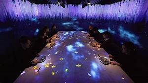 Tokyo Light Table Image Result For Interactive Dinner Table Projection Map
