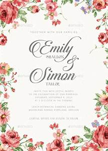 37 awesome psd indesign wedding invitation template With wedding invitations indesign template free