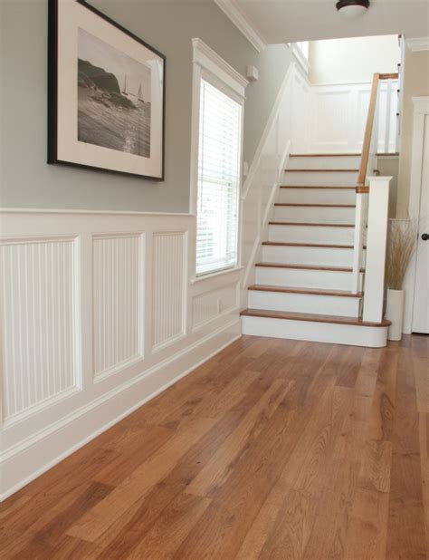 Black Beadboard Paneling by Oversized Paint Sles Moldings Trims Edges Home