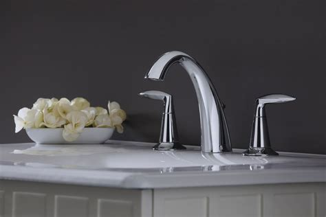 kohler    cp alteo widespread lavatory faucet
