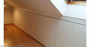 Möbel Für Dachschrägen Selber Bauen : 25 best ideas about einbauschrank selber bauen on pinterest selber bauen einbauschrank ~ Markanthonyermac.com Haus und Dekorationen
