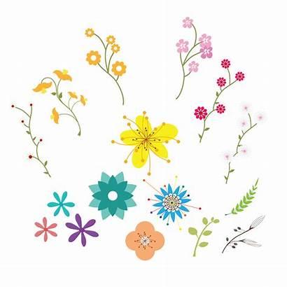 Flowers Clip Pretty Embroidery Digitizing Semi Exclusive