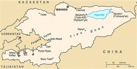 Kyrgyzstan Factbook