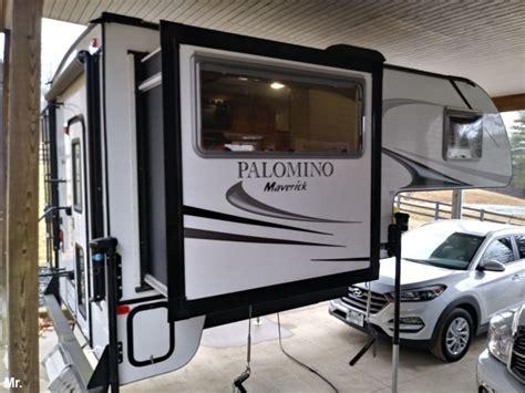 mint condition  palomino maverick truck camper truck