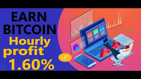 It also means that you can start trading right away. Earn Bitcoins Hourly | Earn Bitcoin Free In India