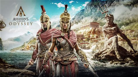 Assassin's Creed Odyssey 4k 8k Wallpapers  Hd Wallpapers