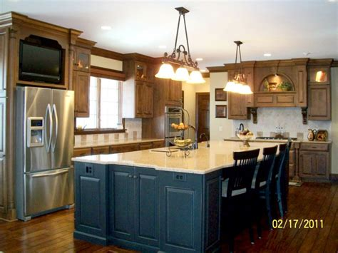big kitchen island designs riveting large kitchen island with seating and a pair of 3