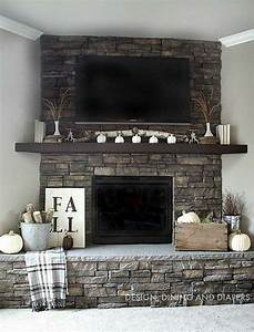best 25 fireplace hearth ideas on pinterest fireplace With spice up your corner fireplace