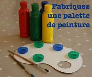 fabriquez une palette de peinture cabane a idees With mettre de la peinture