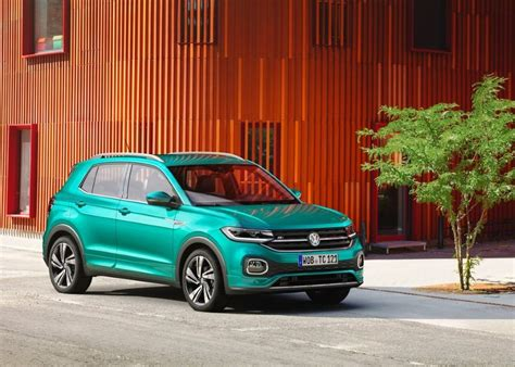 volkswagen 2020 price 2020 vw t cross price in uk new suv price
