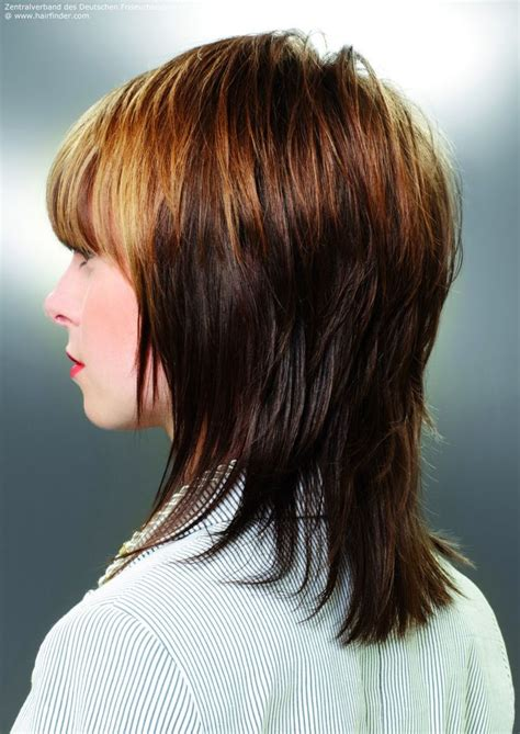 shag  mullet hairstyles images  pinterest