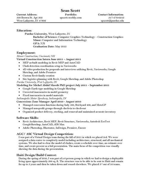 resume s portfolio