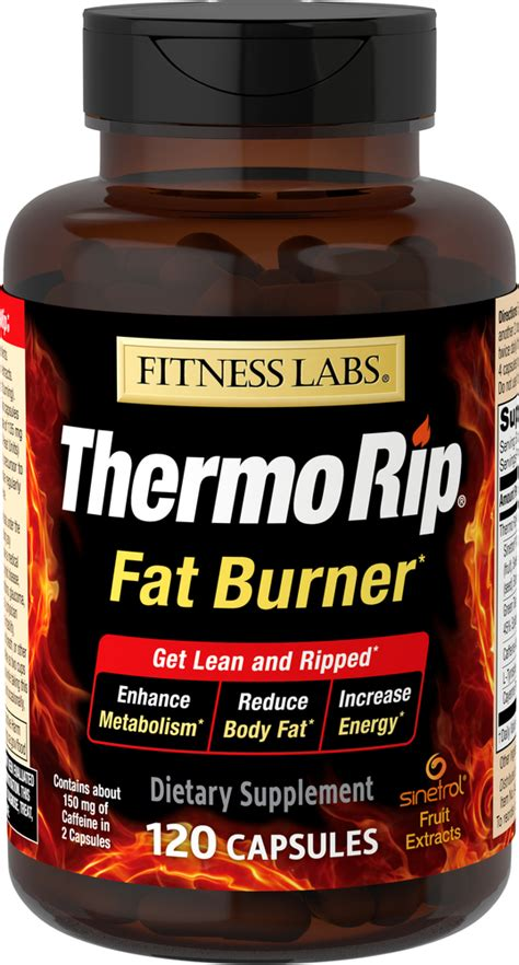 Thermo Rip, 120 Capsules | Piping Rock Health Products