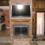 proper fireplace mantel height   sake