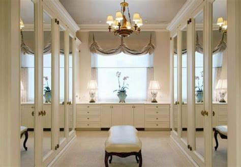 Glamorous Dressing Room Closet Ideas For The Ladies