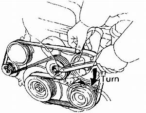 Diy   Serpentine Belt  U0026quot Hope This Helps U0026quot  - Page 2 - Clublexus