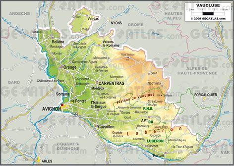 Carte De Avignon 84 by Info Carte Du Vaucluse