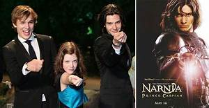 Georgie Henley, Ben Barnes, and William Moseley on Prince ...