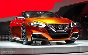Nissan, Sport, Sedan, Concept, Previews, The, 2016, Maxima, Live